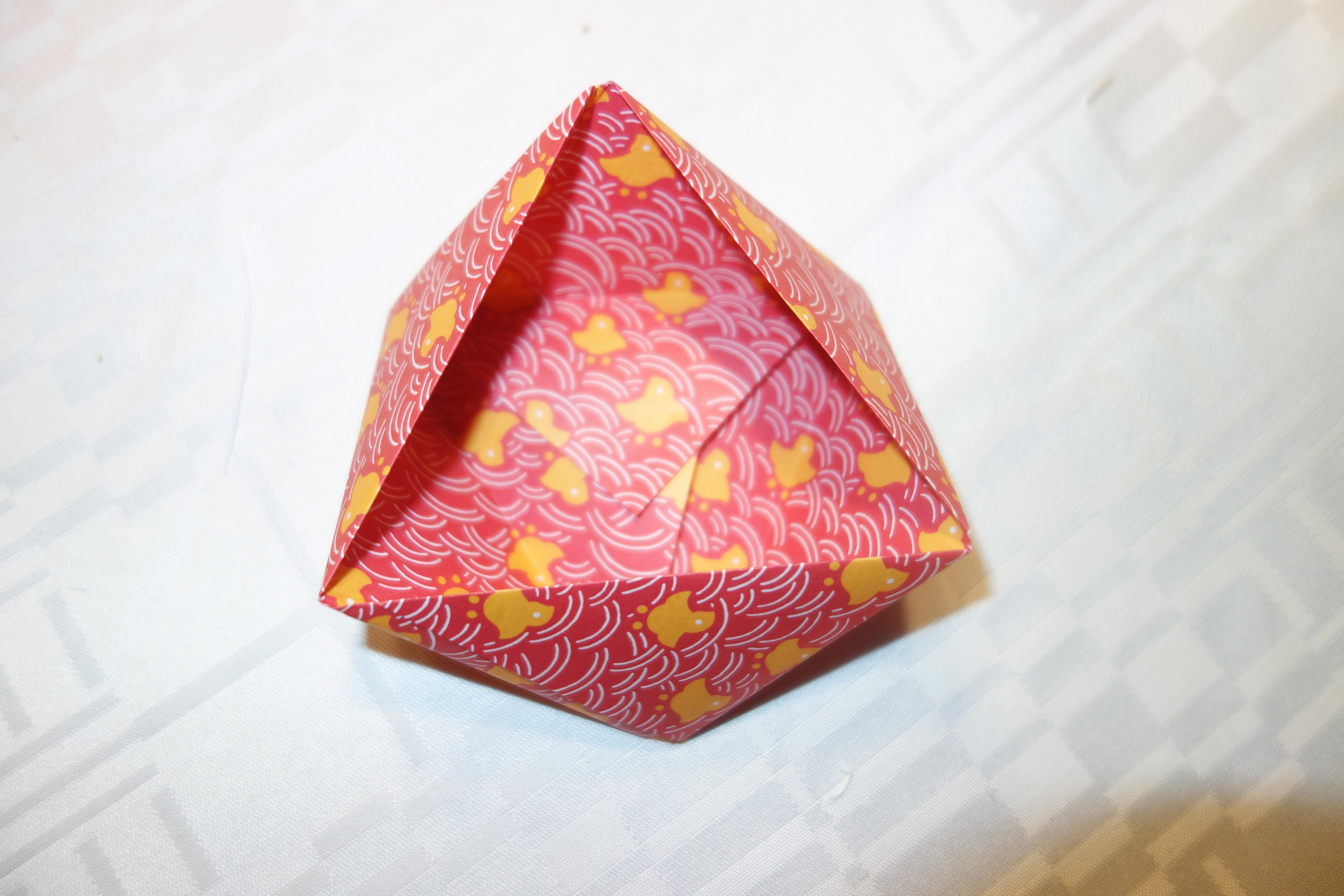 Origami Kraftykorte Page 2 Golden Venture Folding Diagrams Dsc04700 Dsc04701 Dsc04703